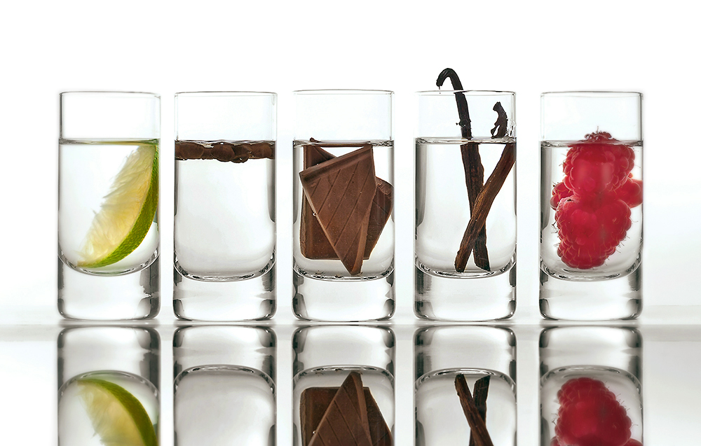 Flavored Gins
