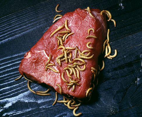 Fleisch mit extra Protein