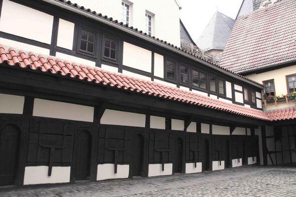 Fleischbänke Neustadt a.d. Orla