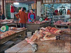 Fleischmarkt- Sa Pa/ Vietnam