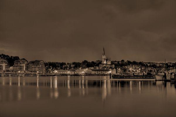 Flensburg bei Nacht...
