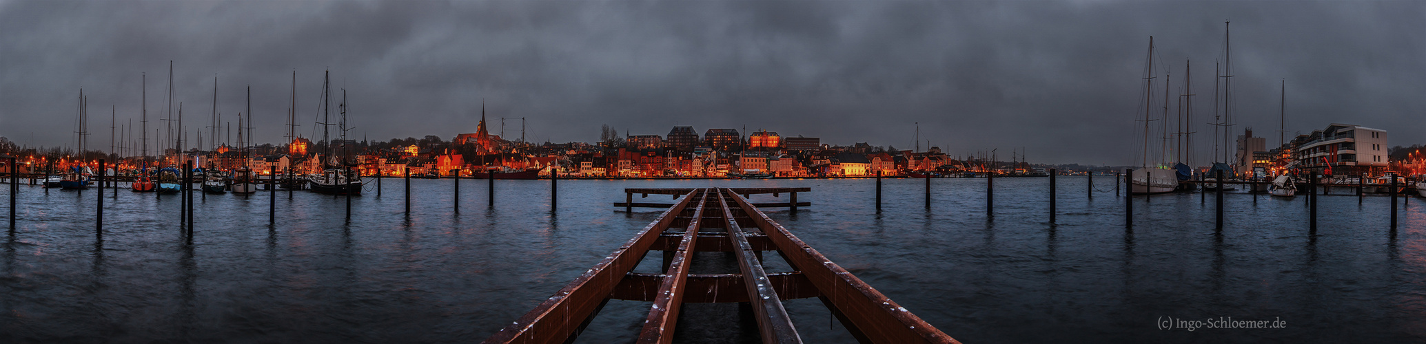 *FLENSBURG* MY HOME TOWN