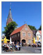 Flensburg Nordermarkt