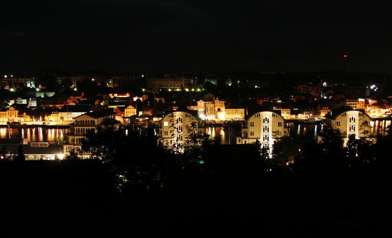 Flensburg@night