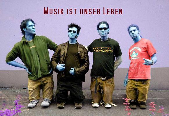 Fleshcookies - Musik ist unser Leben!