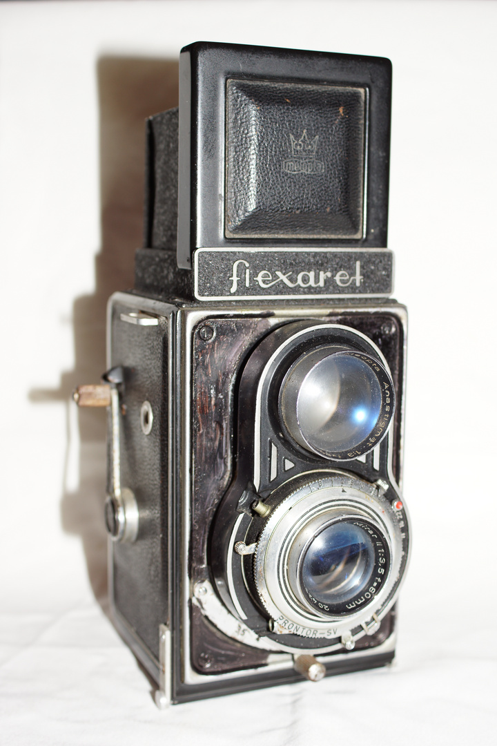 Flexaret III;Mein alte Kämpfer