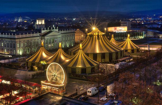 FlicFlac-Zirkus in Kassel