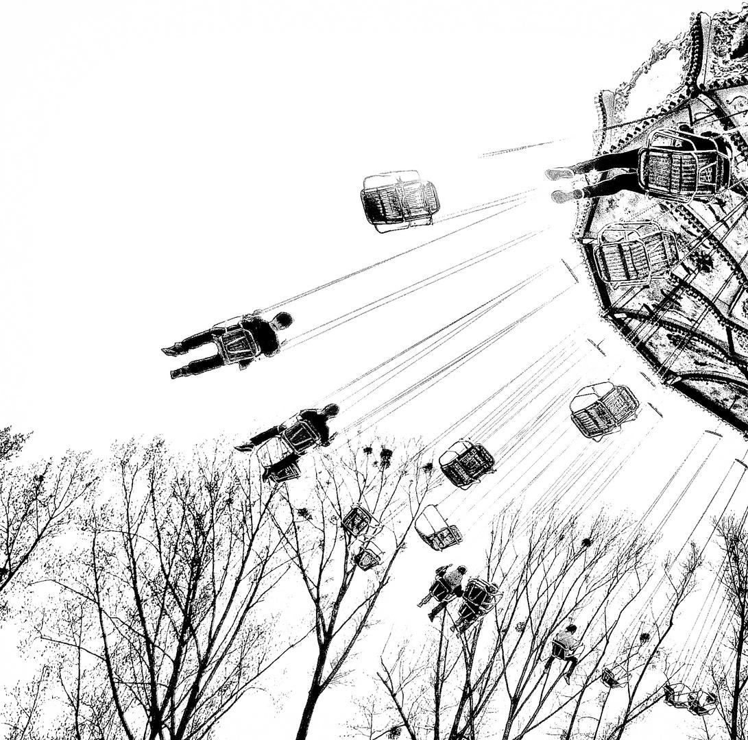 fliegen ...