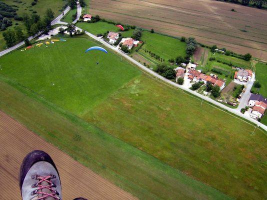 Fliegen in Slowenien