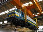 Fliegende Lokomotive