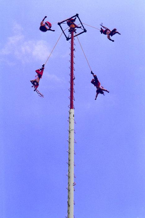 Fliegende Menschen