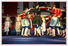 fliegende Tänzer