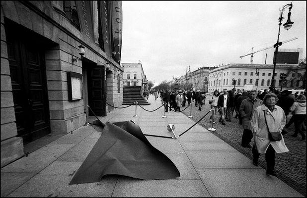 Fliegender Teppich am Volkstrauertag
