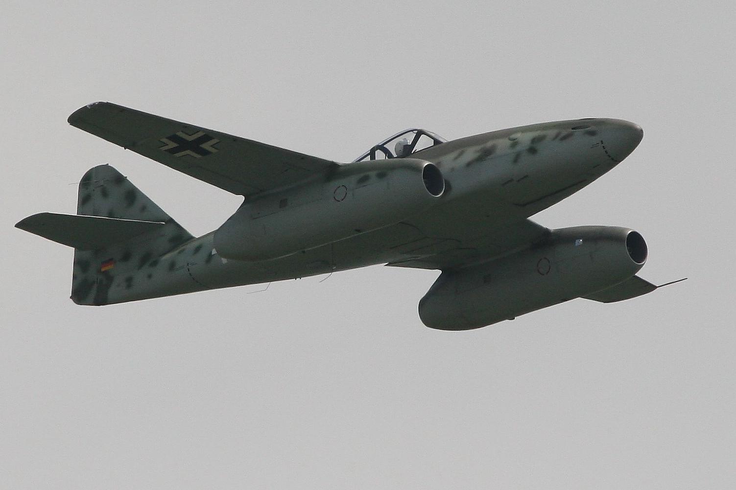 Fliegendes Museeum ME-262
