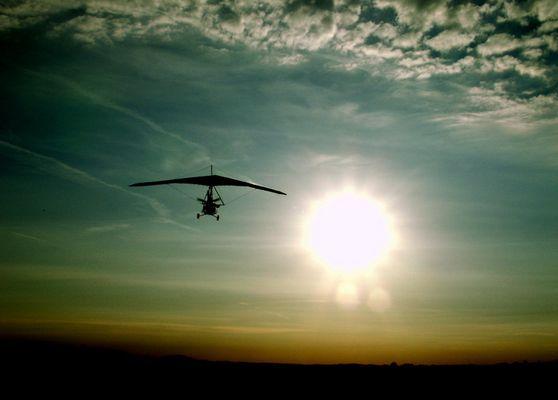 Flieger grüß mir die Sonne