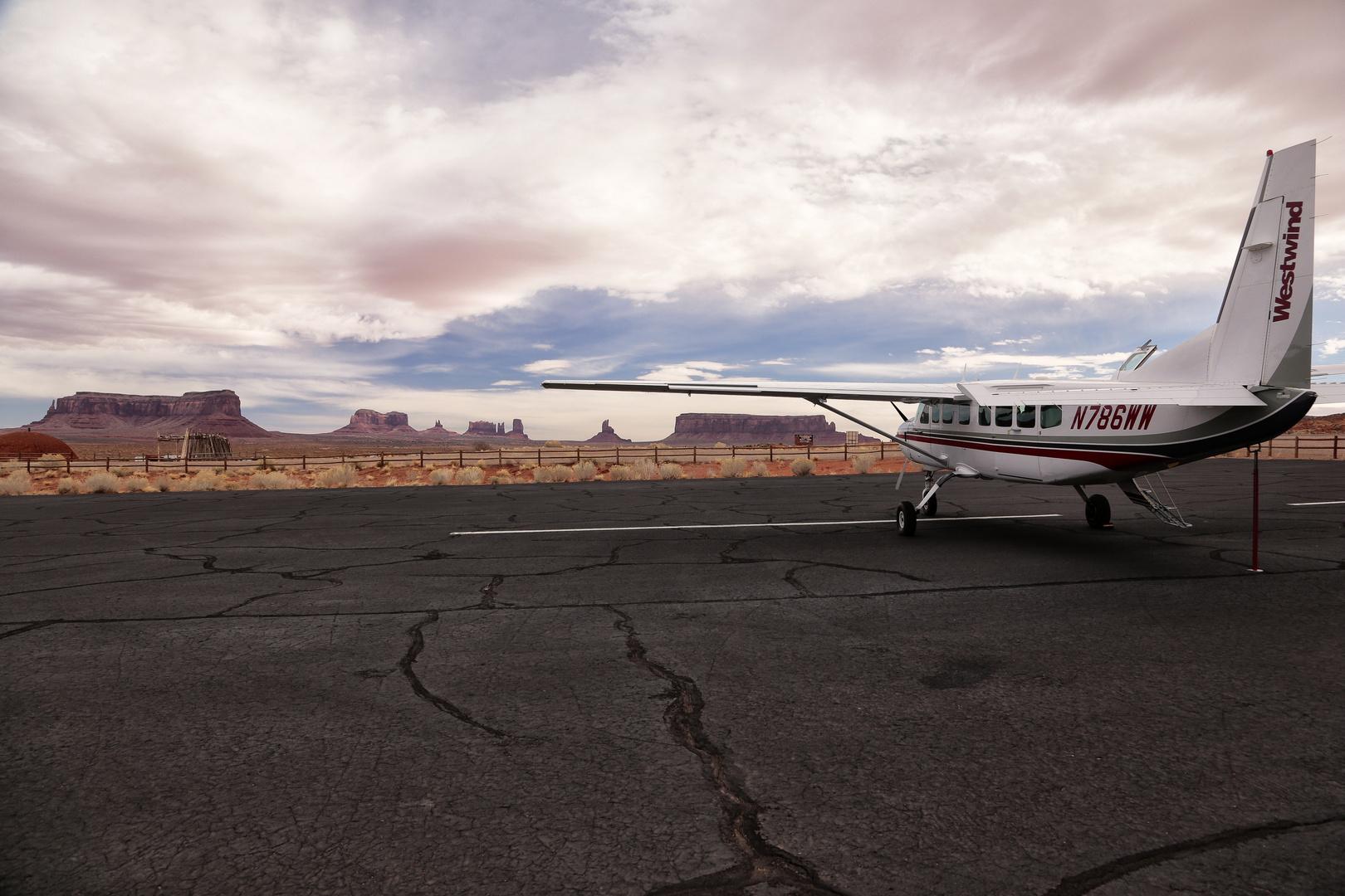 flieger im indianerland