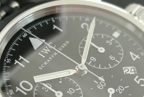Fliegeruhr von IWC Modell 3741.002