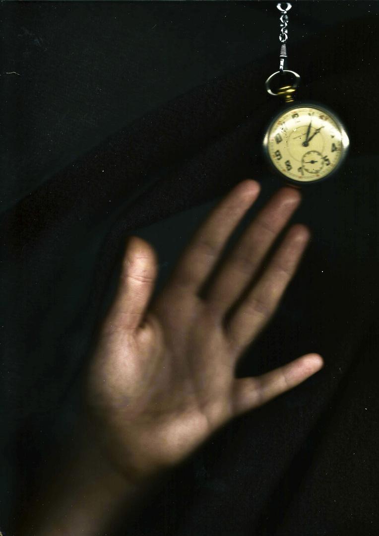 Fliehende Zeit