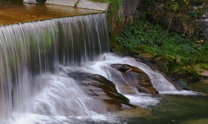 Fliessend kalt Wasser