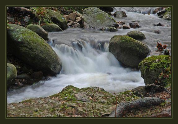 Fließend Wasser die zweite
