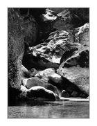 Fließende Steine