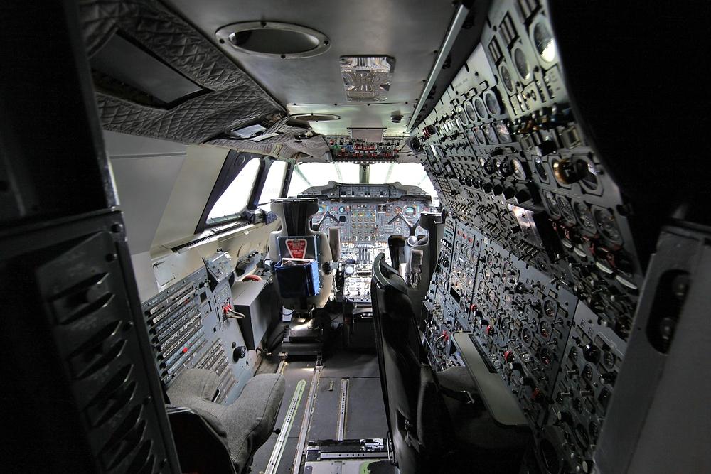 Flight Deck entrance