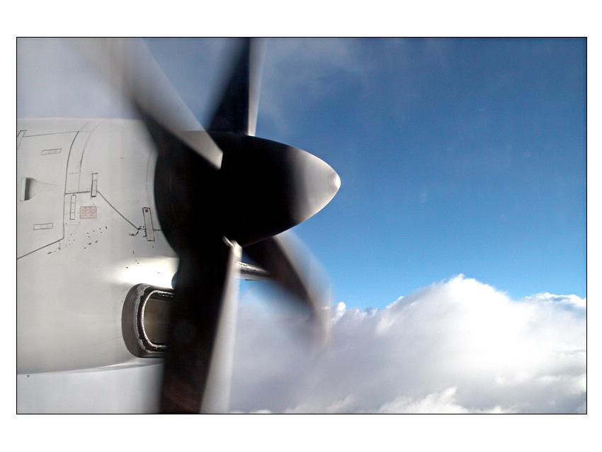 Flight LH 3655...