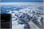[ Flight over Greenland ]