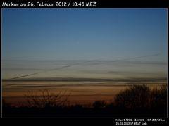 Flinker Planet Merkur