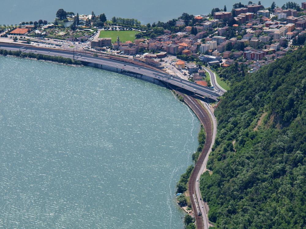 FLIRT au bord du lac de Lugano