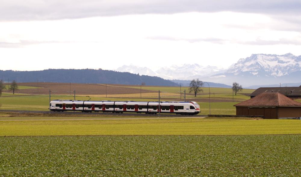 FLIRT près de Lucerne