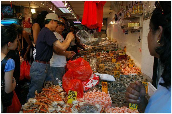 Flirt @ Seafood / Chinatown