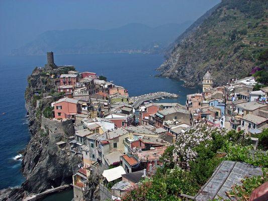 Flitterwochen in Italien