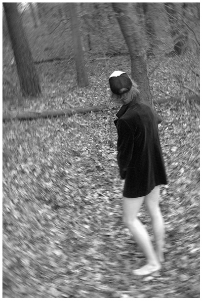 flitzer in the forest