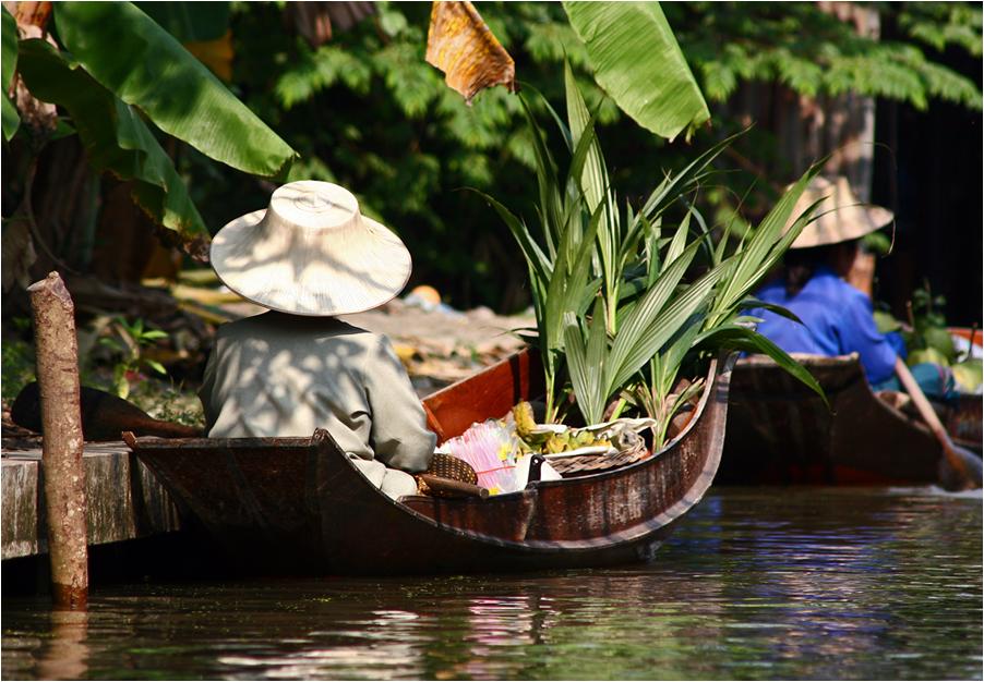 floating markets
