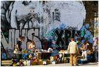 Flohmarkt in Friedrichshain