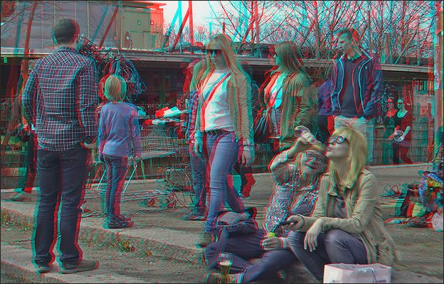 Flohmarkt Mauerpark (3) 3D