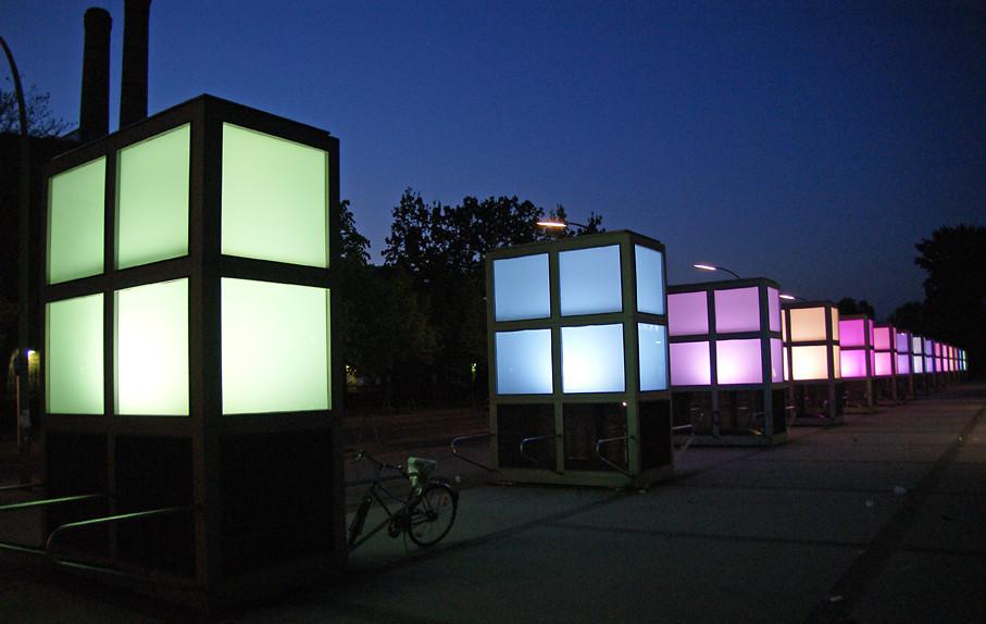 Flohmarkt, Tiergarten, City, Zoo Berlin, 25.04.09 – 17