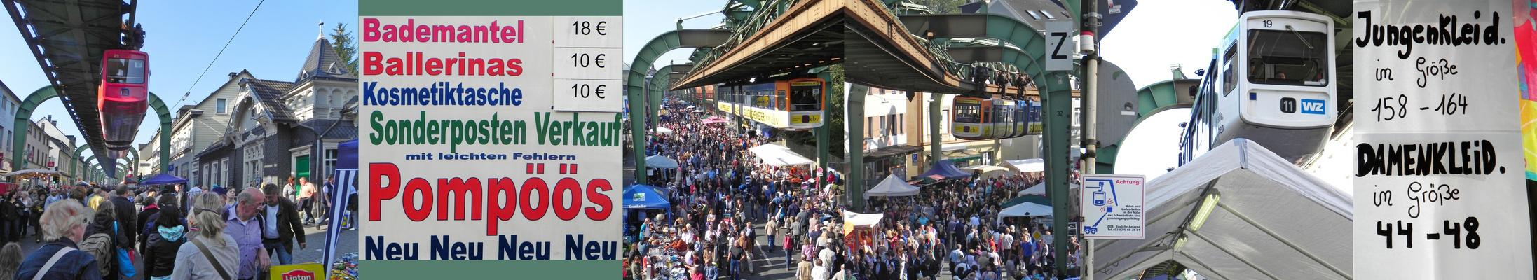 Flohmarkt W.tal-Vohwinkel