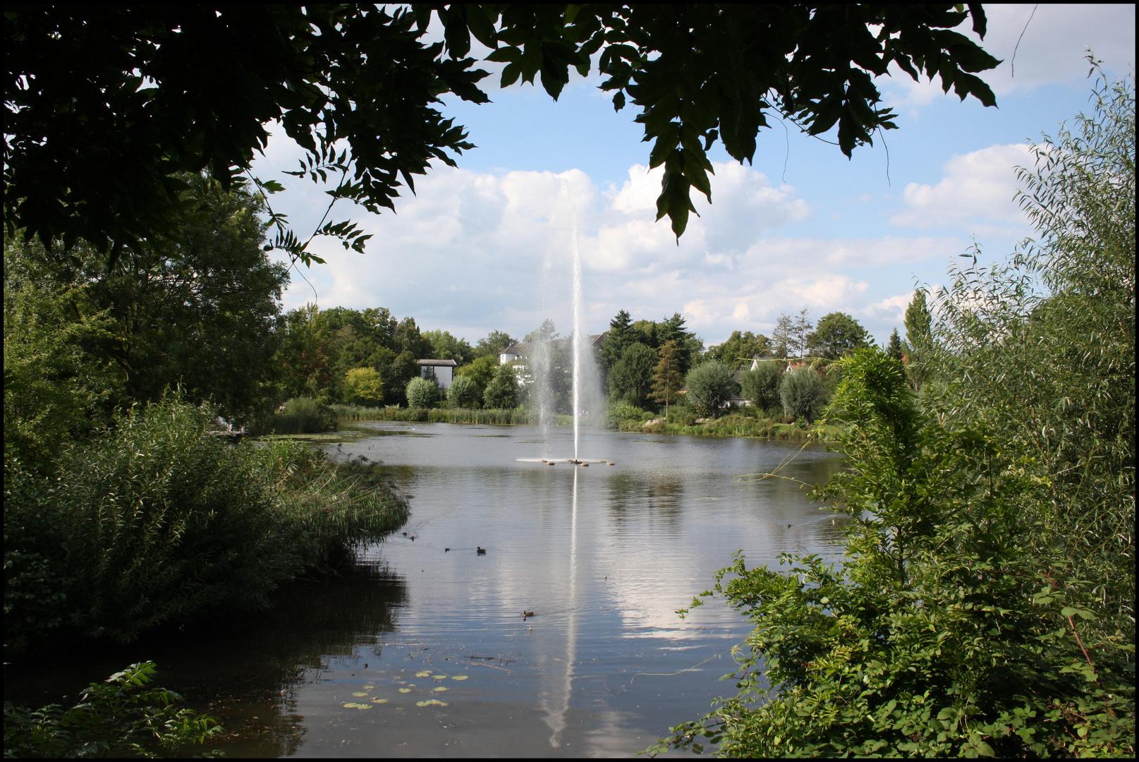 """""""Flora Westfalica"""" Park in Rheda-Wiedenbrück"""