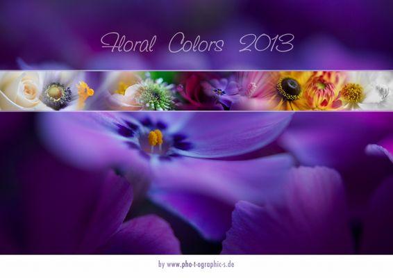 floral colors 2013