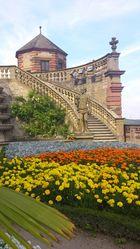 Florales auf der Marienfeste Würzburg