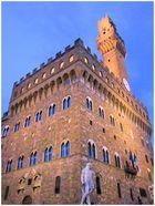 Florence. Le palazzo vecchio