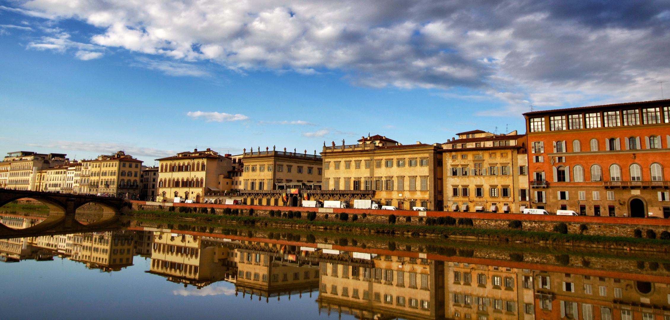 Florentiner Spiegelungen