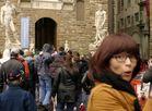 Florentiner Überraschungs-Erstaunen