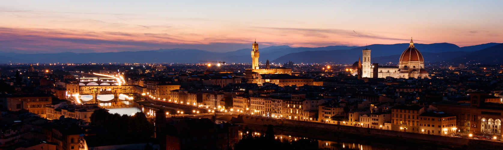 """""""Florenz auf einen Blick"""""""