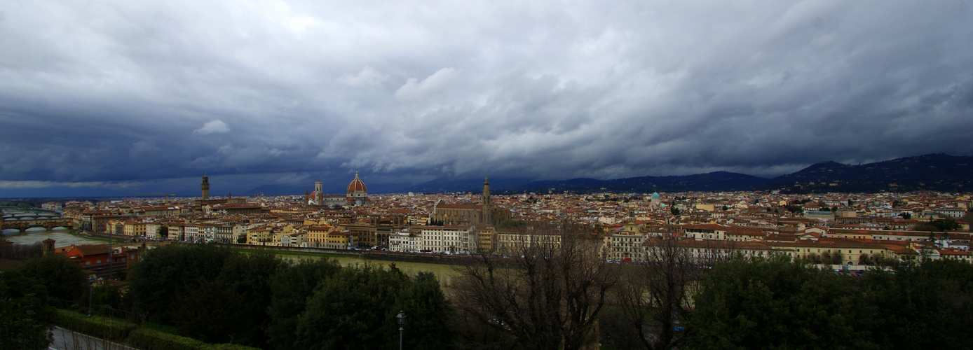 Florenz- dramatisch