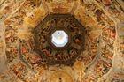 Florenz -Kuppel der Kathedrale Santa Maria del Fiore in Firenze-