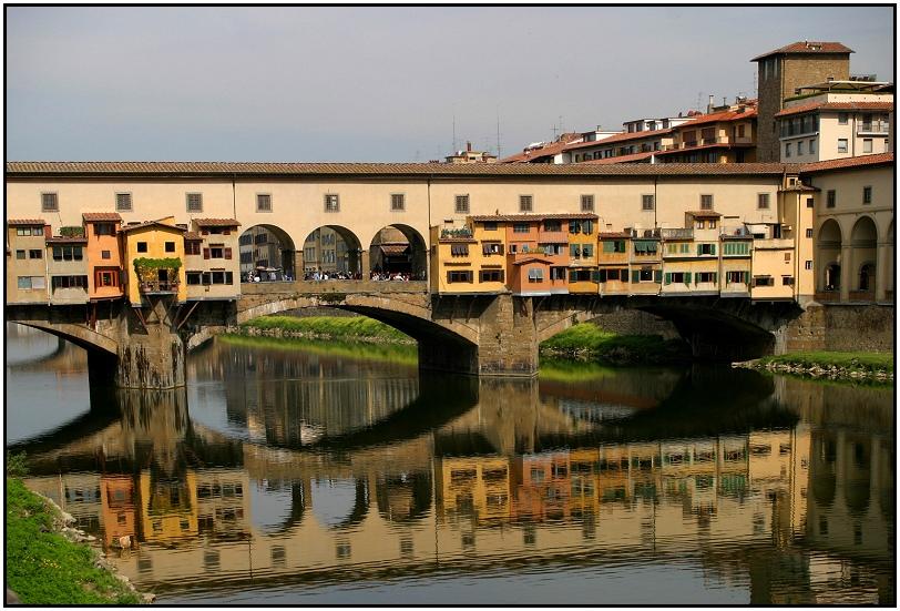 Florenz - Ponte Vecchio (reload)