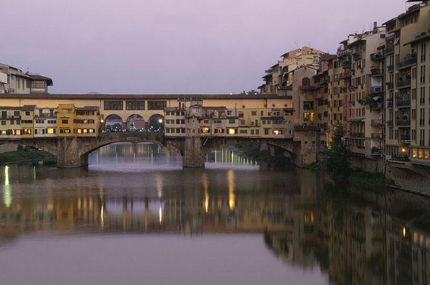 Florenz - Ponte Veccio